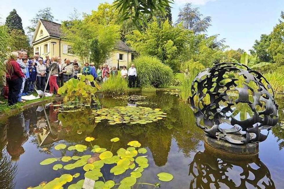 Botanischer Garten - Freiburg