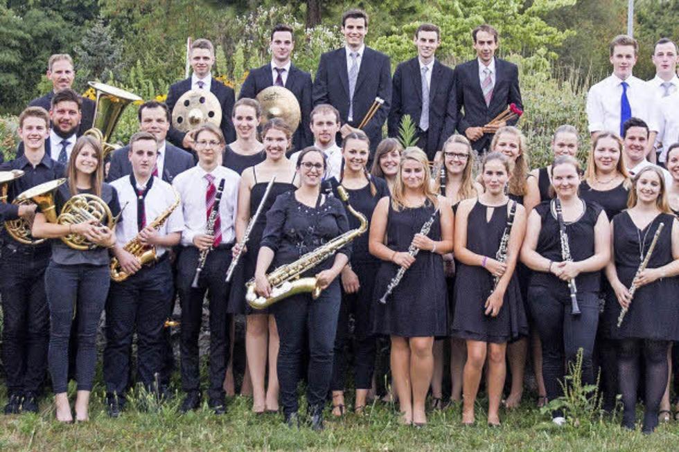 Verbandsjugendorchester des Alemannischen Musikverbands spielt in der Stadthalle Schopfheim - Badische Zeitung TICKET
