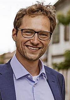 Diplom-Physiker Andreas Schmidt will Bürgermeister in Endingen werden - Badische Zeitung TICKET