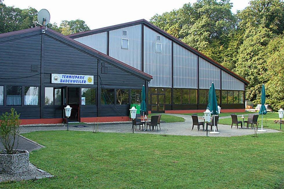 Tennishalle (Tennispark) - Badenweiler