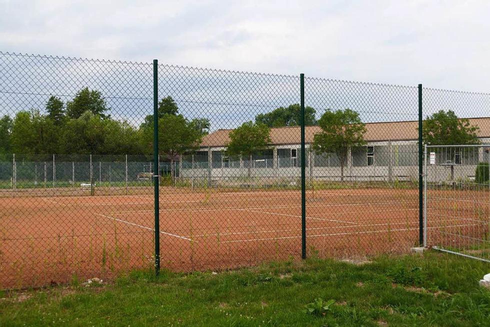 Tennisanlage TC Langenwinkel - Lahr