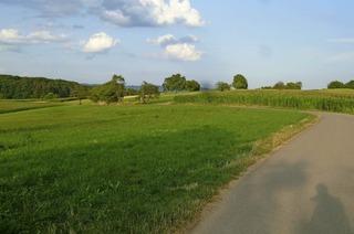 Feierabendtour von IG Velo und BUND über den Dinkelberg