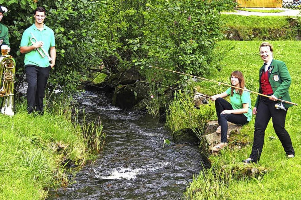 Im Rahmen des Hochschwarzwälder Blasmusikfestivals in Friedenweiler - Badische Zeitung TICKET