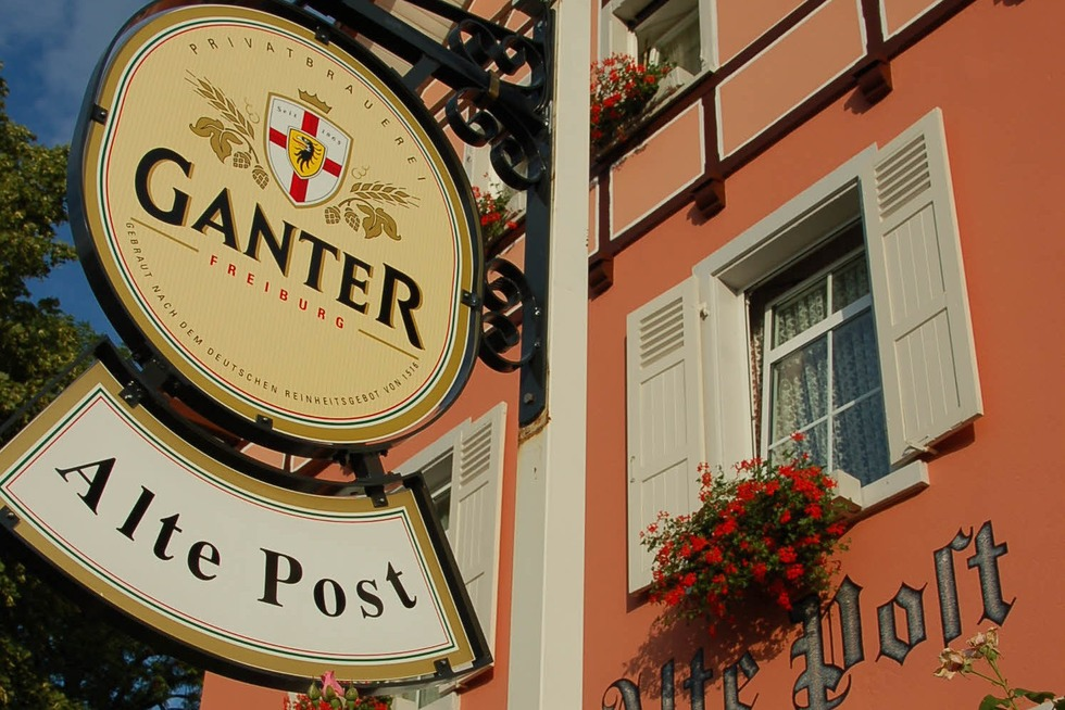 Gasthaus Alte Post - Kirchzarten