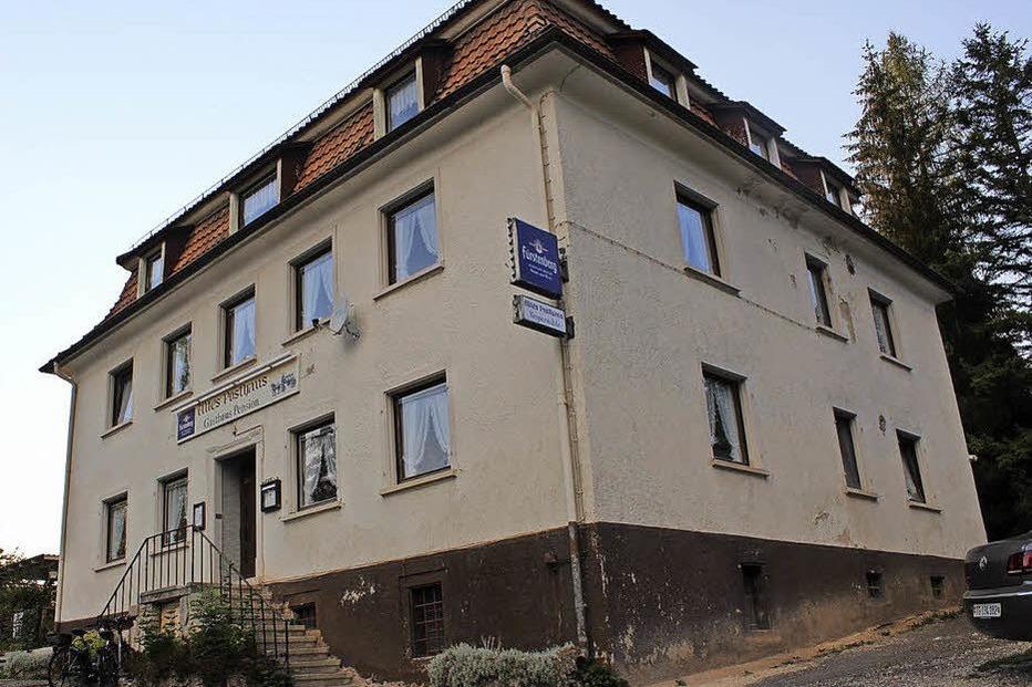 Gasthaus Posthaus Unadingen (geschlossen) - Löffingen