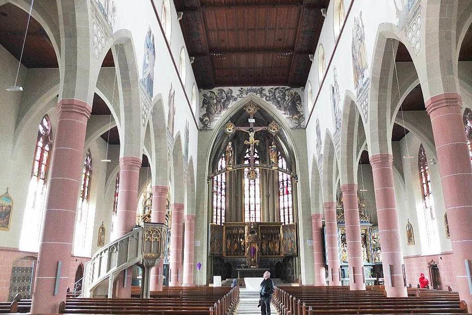 Münster St. Jakobus (Neustadt) - Titisee-Neustadt