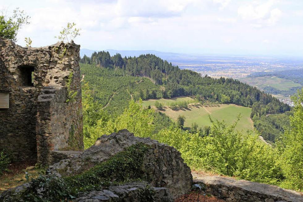 Wandern rund um Waldkirch - Badische Zeitung TICKET