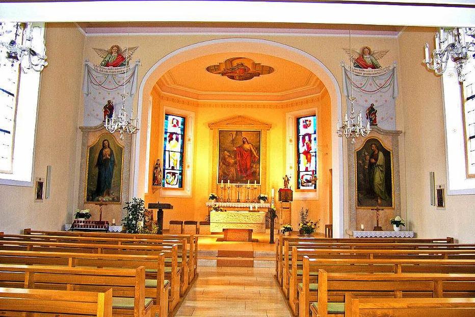 Pfarrkirche St. Peter und Paul (Bachheim) - Löffingen