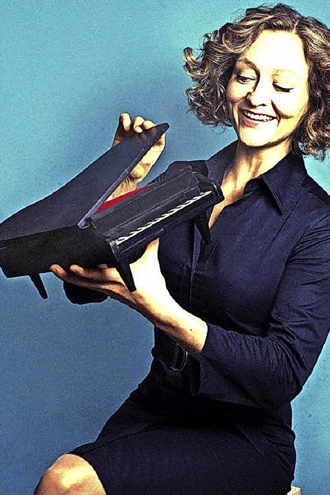 Klassisches und Scharfzüngiges mit Anne Folger in Breitnau - Badische Zeitung TICKET