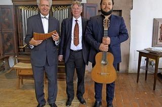 Musik aus Renaissance, Barock und Klassik in Riehen