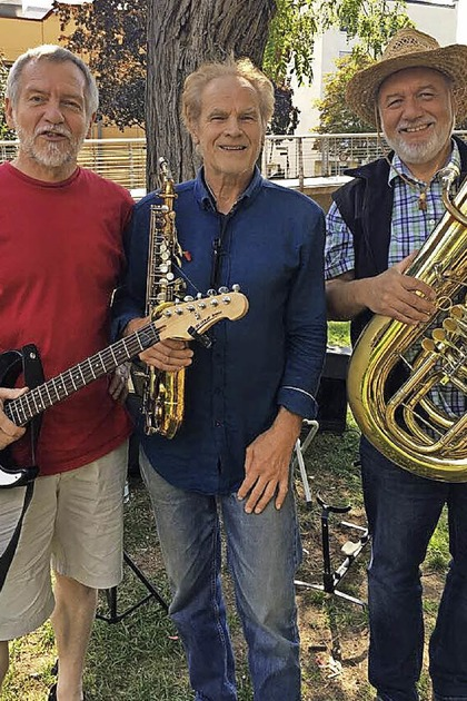Trio Jazz und Co in Bad Bellingen-Bamlch - Badische Zeitung TICKET