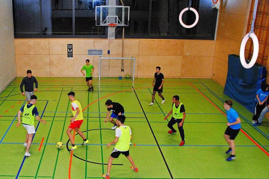Sporthalle Realschule - Weil am Rhein