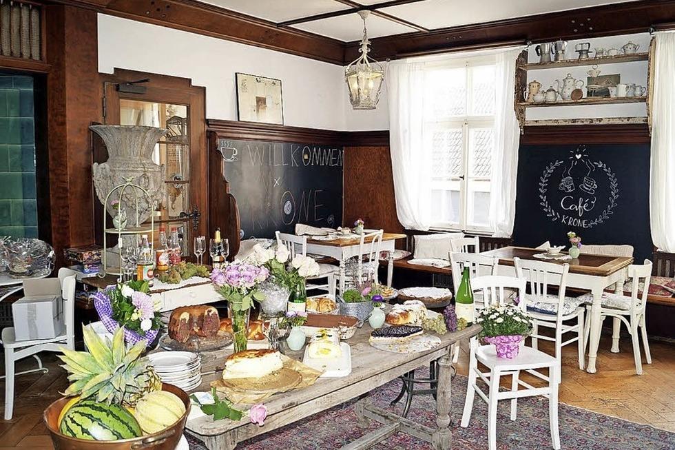 Café Gasthaus zur Krone - Auggen