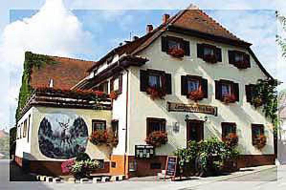 Gasthaus Hirschen - Wittnau