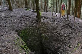 Eröffnungswanderung über den neuen Bergbaupfad