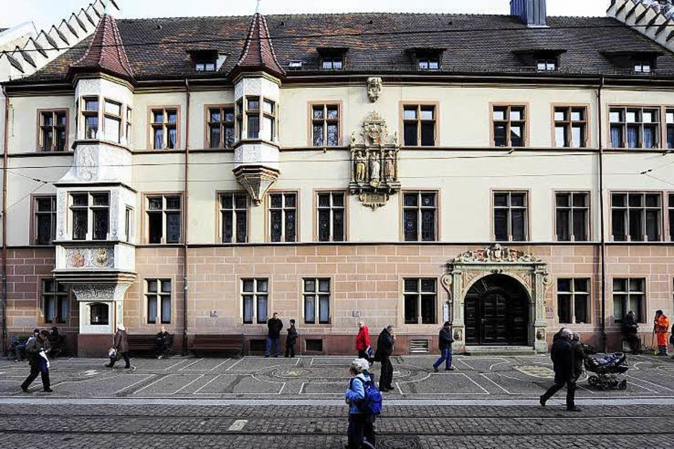 Basler Hof (Regierungspräsidium) - Freiburg