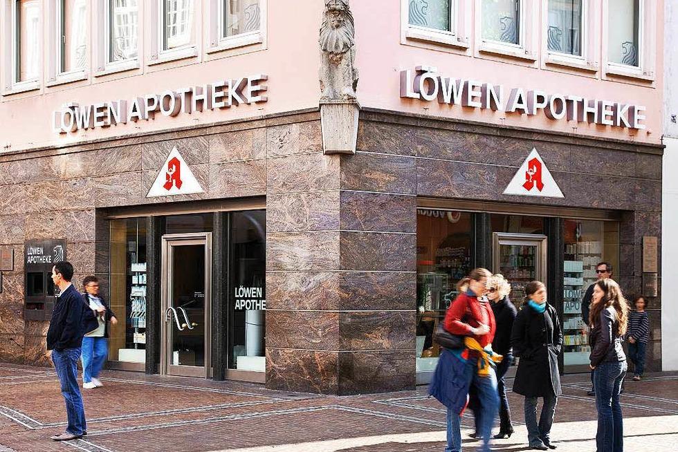 Löwen-Apotheke - Freiburg