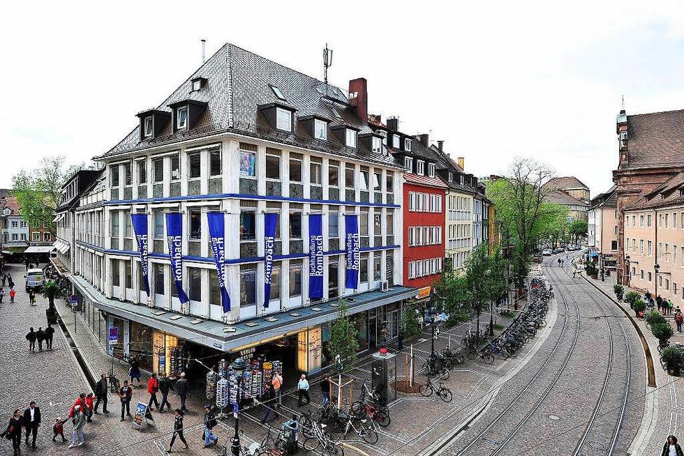 Buchhandlung Rombach - Freiburg
