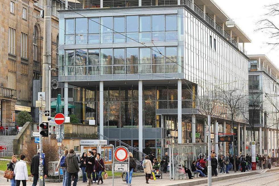 Theatercafé Quadrille - Freiburg