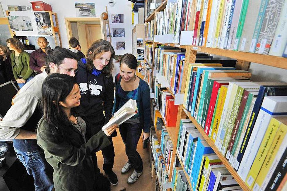 Deutsch-Brasilianische Bibliothek - Freiburg
