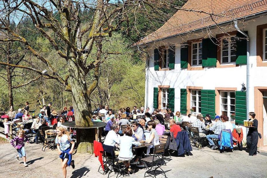 Waldrestaurant St. Valentin - Freiburg
