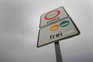 In Freiburg drohen ab 2020 Fahrverbote für Diesel-Fahrzeuge