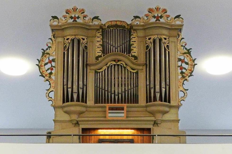 Evangelische Kirche (Hertingen) - Bad Bellingen