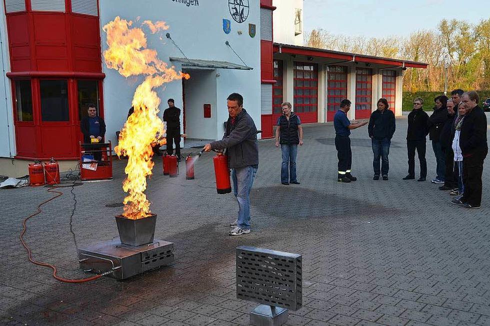 Feuerwehrgerätehaus - Bad Bellingen