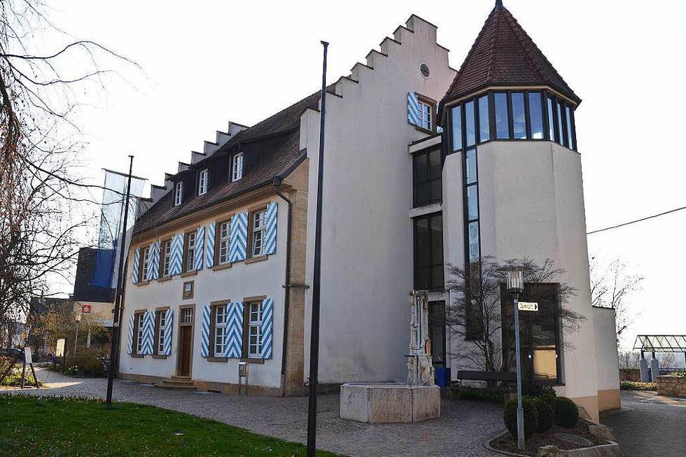 Rathaus - Bad Bellingen