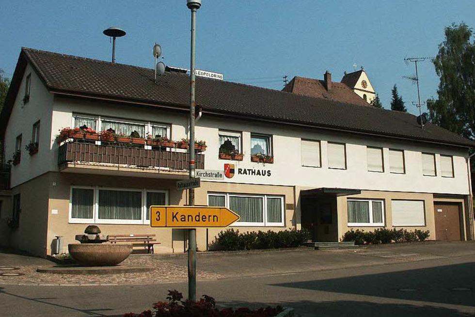 Rathaus (Bamlach) - Bad Bellingen