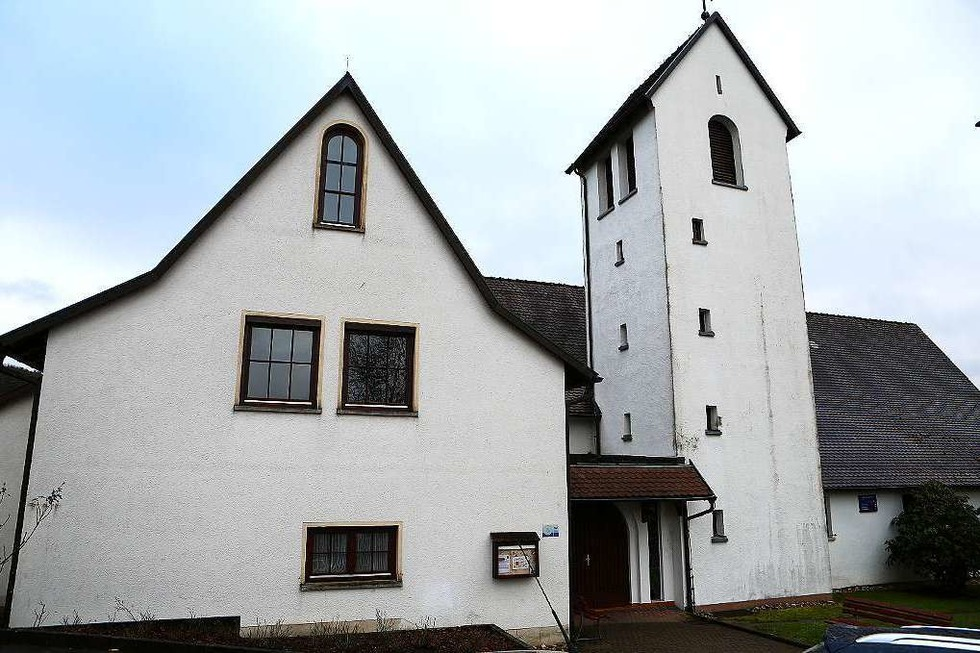 Evang. Kirche - Seelbach