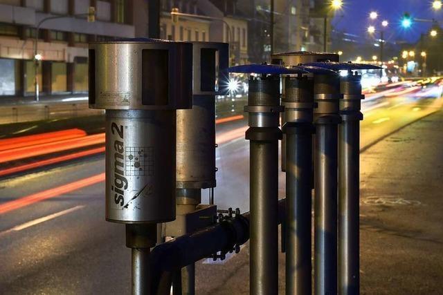So will Freiburg Diesel-Fahrverbote vermeiden