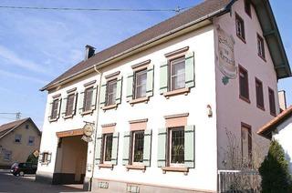 Gasthaus Zur Eintracht (Meißenheim)