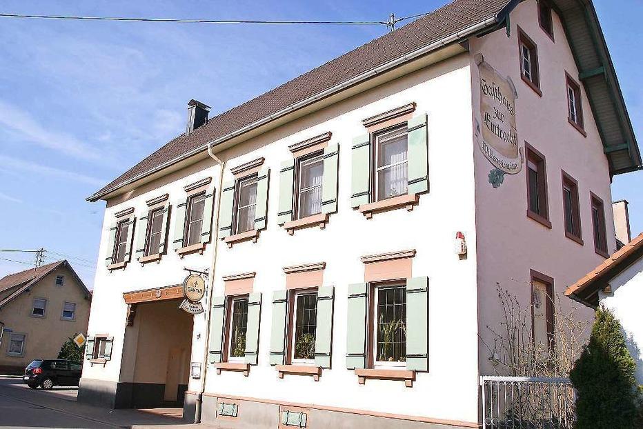 Gasthaus Zur Eintracht (Meißenheim) - Meißenheim