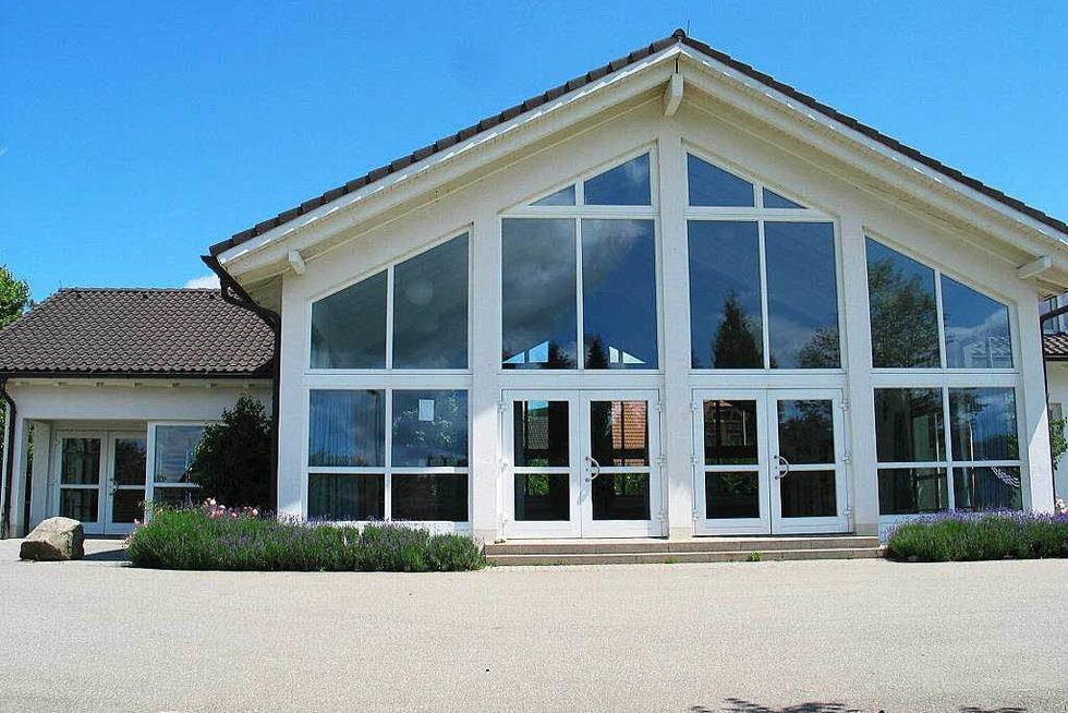 Burgunderhalle (Mauchen) - Schliengen