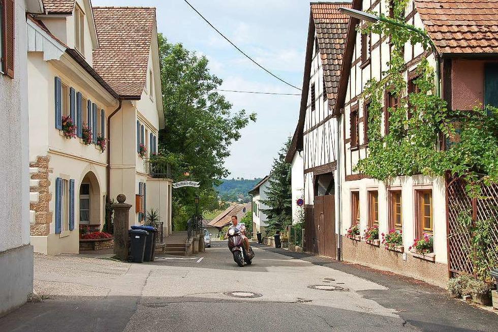 Gasthaus Krone (Mauchen) - Schliengen