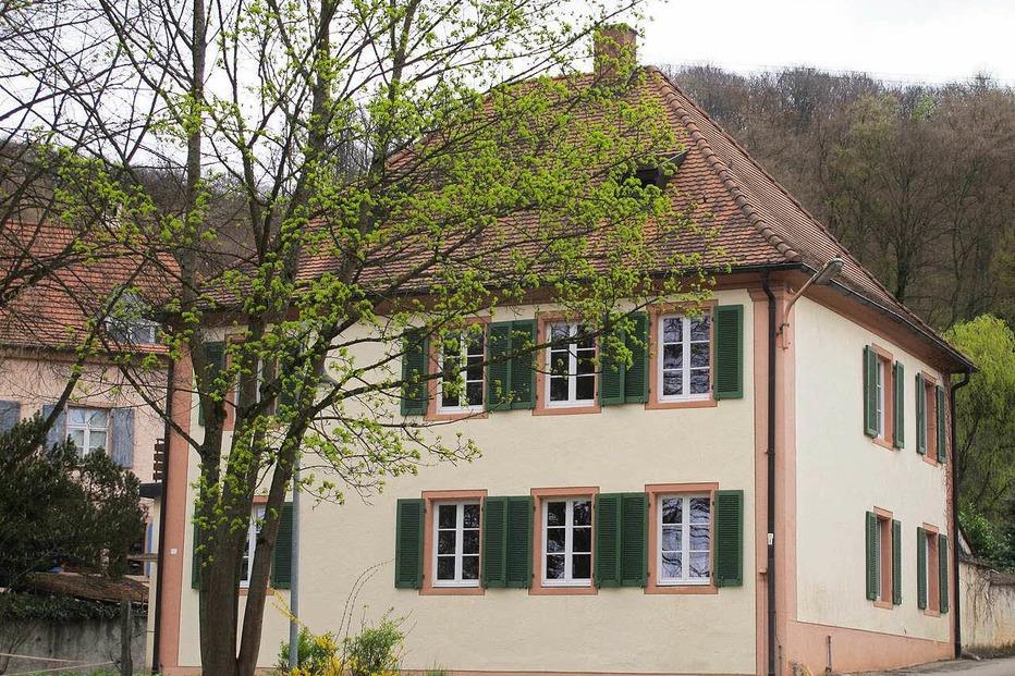 Pfarrheim (Liel) - Schliengen