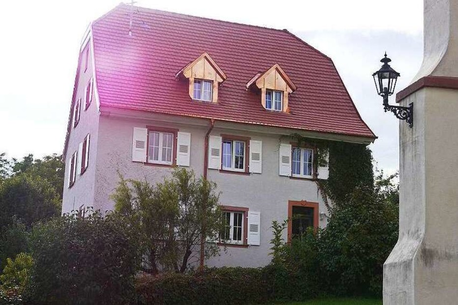 Pfarrhaus (Niedereggenen) - Schliengen