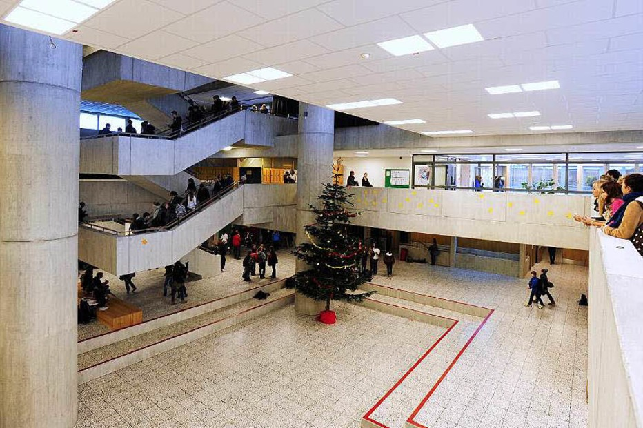 Rotteck-Gymnasium - Freiburg