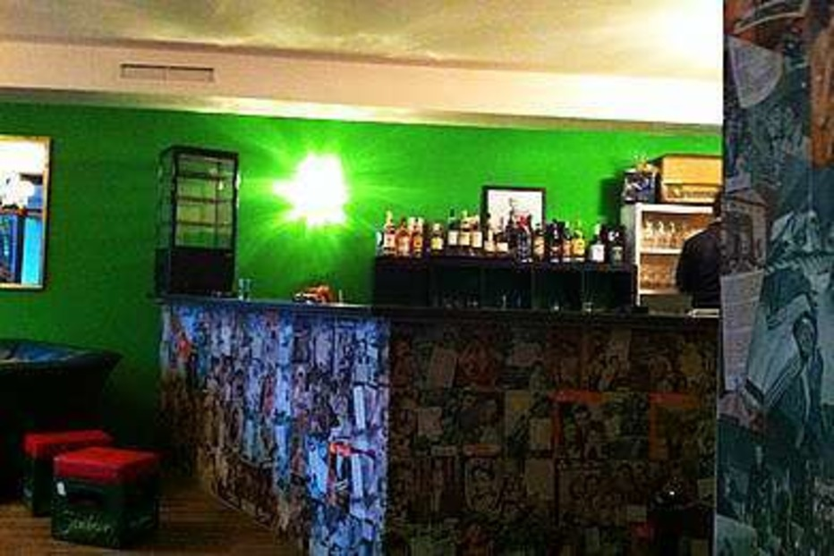 Erika Bar (geschlossen) - Freiburg