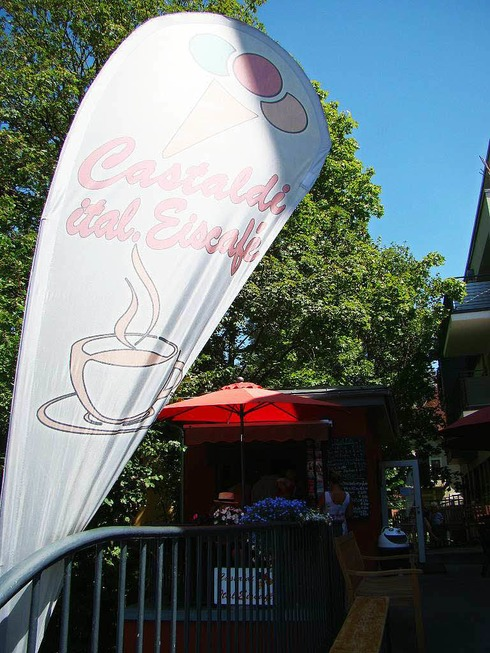 Eiscafé Castaldi - Freiburg