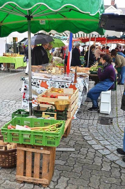Rathausgasse Stetten - Lörrach