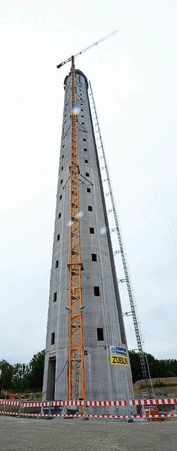 Testturm Rottweil - Rottweil