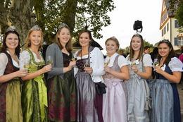 Ortenauer Weinfest einmal mehr ein großes Volksfest