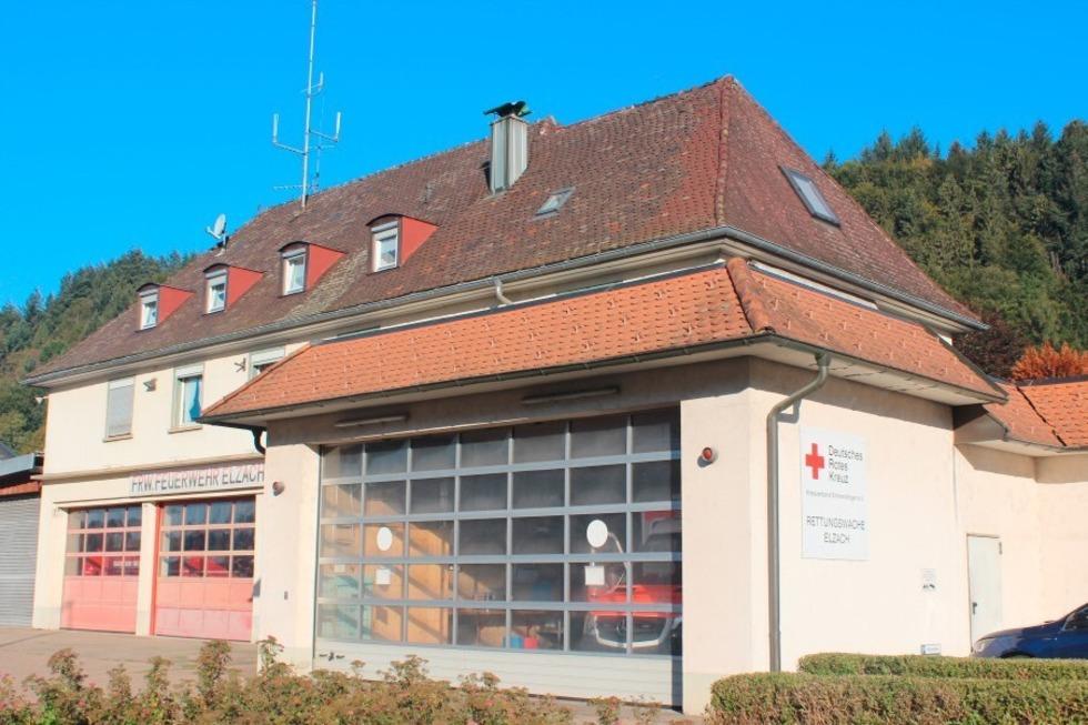 Rettungszentrum - Elzach
