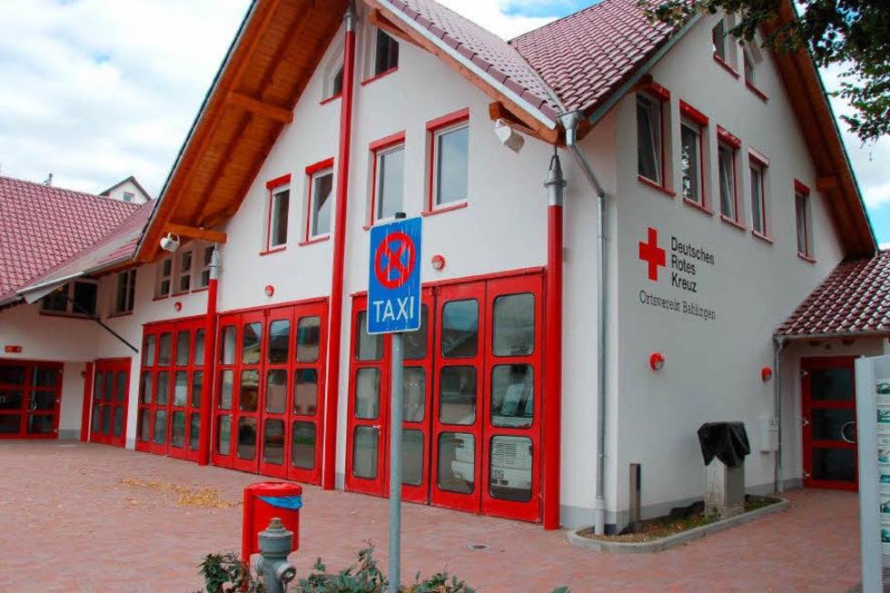 Rettungszentrum - Bahlingen