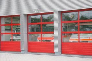 DRK-Vereinsheim (Rettungszentrum)