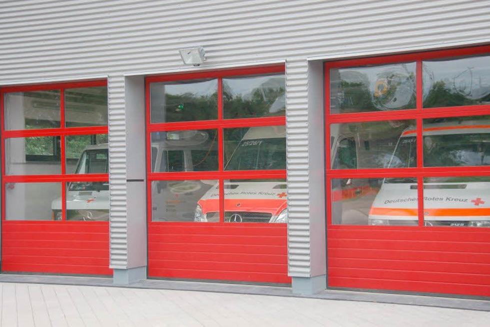 DRK-Vereinsheim (Rettungszentrum) - Denzlingen