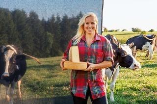 Hartkäse, Quark oder Joghurt: Paula Herr aus Freiamt weiß, wie man Milch veredelt
