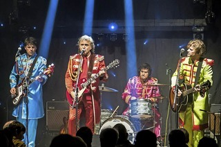 Beatles Revival Band gastiert in Eimeldingen